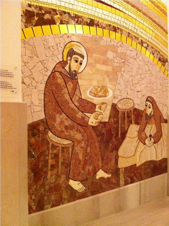 Fasting friar