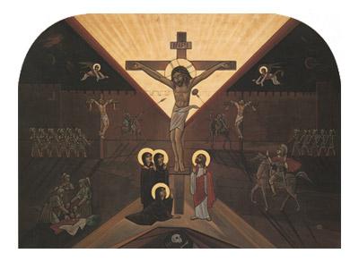 crucifixion-i