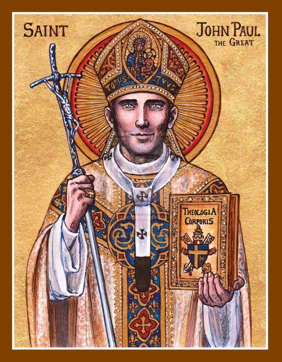 Saint JPII